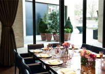 new G11 Private Dining Room