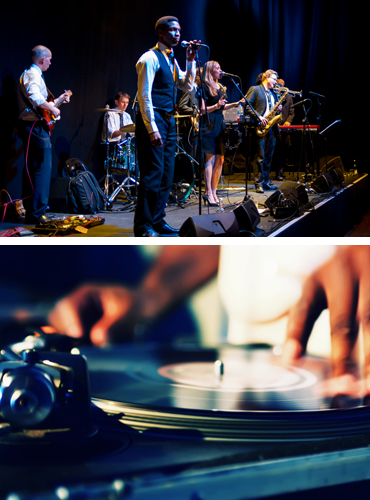 the wedding singer live band or dj place weddings